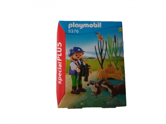 Playmobil Special Plus Otterforscherin 5376
