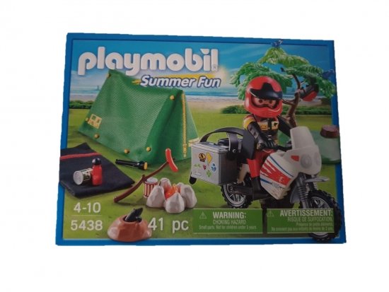 Playmobil Summer Fun Camping 5438