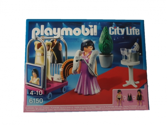 Playmobil Star-Shooting 6150
